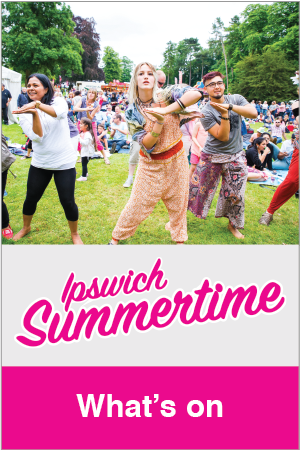 Ipswich Summertime - What's on