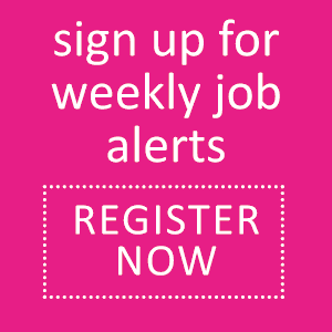 weekly job alerts sign up