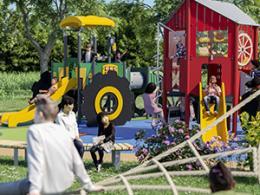 Alexandra Park Play Area - Artist Impression Images