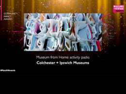 Colchester and Ipswich Museums wins national award