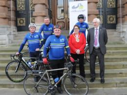 haverhill charity cycle