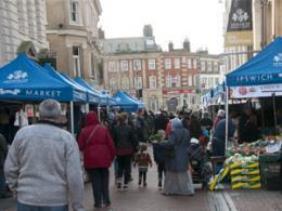 Ipswich Market Princes Street