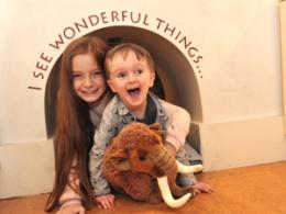 I see wonderful things - Ipswich Museum