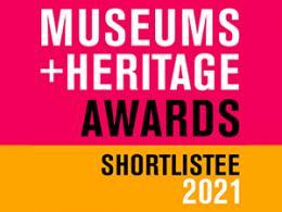 Museum shortlist award logo