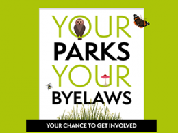Park Bylaw Poster