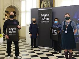 Power of Stories Press Image