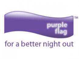 Purple Flag logo