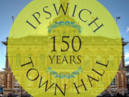 Town Hall 150th Anniversary