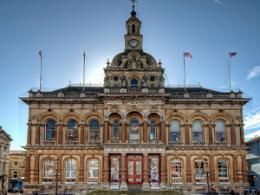 Photo of Ipswich Town Hall