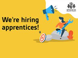 Apprenticeship hiring graphic