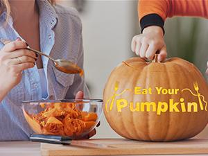 Eat Your Pumpkins this Halloween
