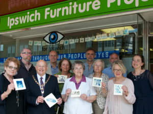 Eye for Ipswich project launch