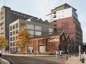 Gekko Arts Building