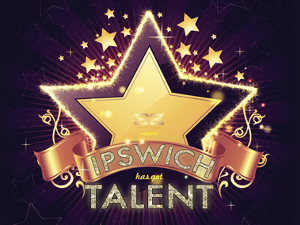 Ipswich Has Got Talent logo