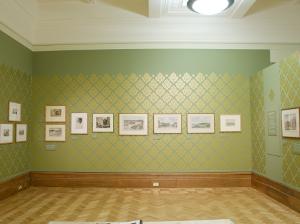 Leonard Squirrell exhibition