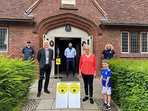 Mansion Reopening
