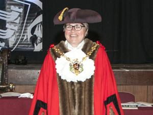Mayor of Ipswich Jane Riley