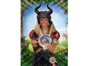 Sheila Ferguson as Wicked Fairy