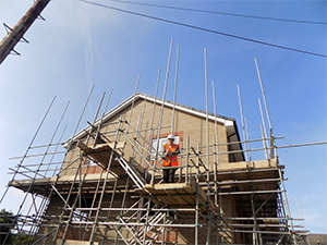 Topping- Out Chantry