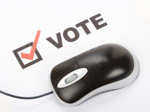 Voting online