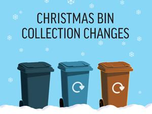 Christmas Bin Collection Changes