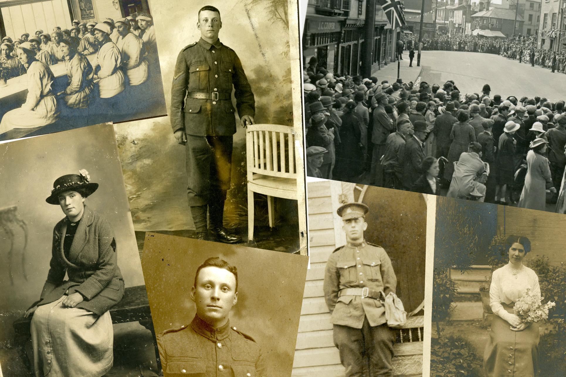 Ipswich and the Armistice
