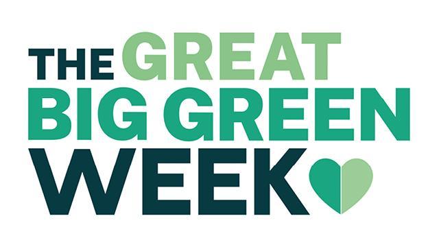 Big Green Week logo