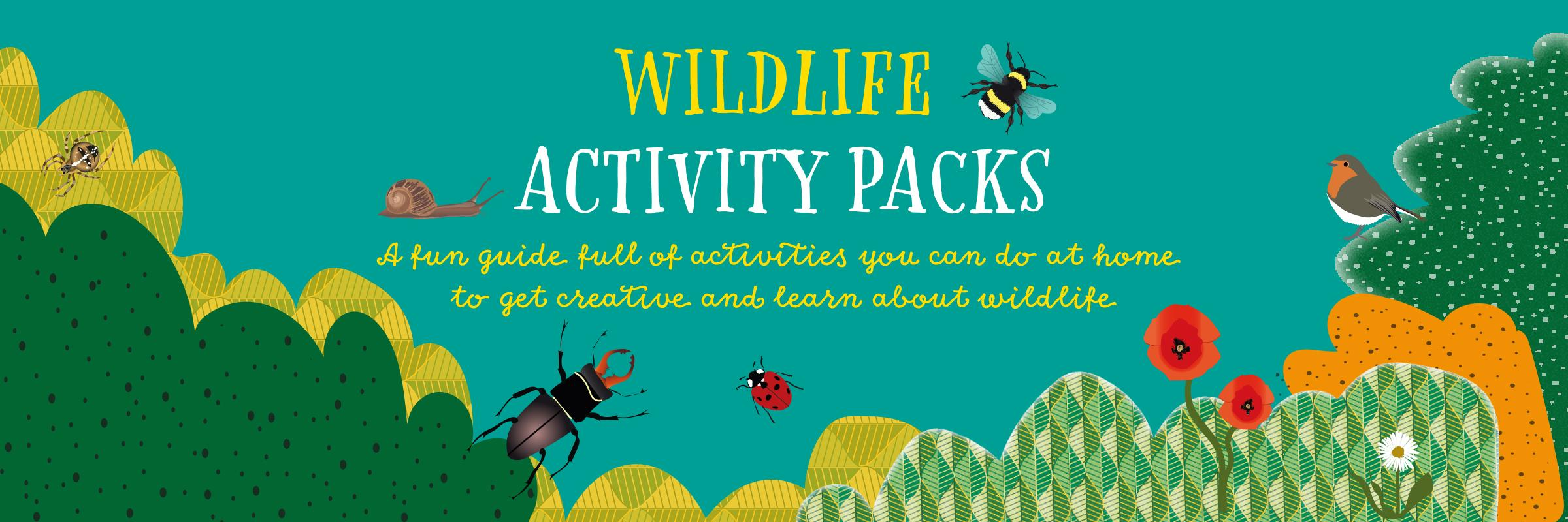 Wildlife pack header